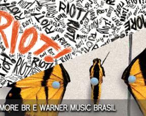 PROMO ENCERRADA: Paramore BR e Warner Music Brasil