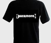 PROMO: Paramore BR e Chess T-Shirts