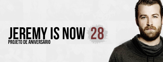 Projeto de aniversário de Jeremy Davis