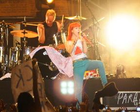 Concorra a pares de ingressos para o show do Paramore em BH