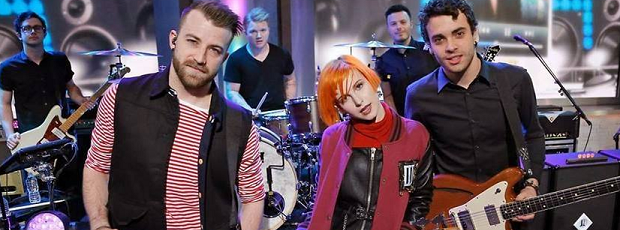 Paramore se apresentará no Good Morning America