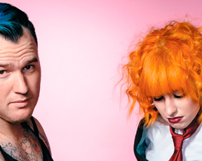 Entrevista e fotos: Hayley e Chad na Alternative Press