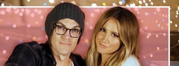 Ashley Tisdale e Christopher French fazem cover de Still Into You