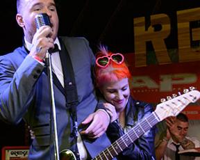 Alternative Press: Hayley e Chad entre as 11 melhores colaborações de casais na música
