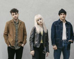 Paramore se apresentará no KROQ Weenie Roast
