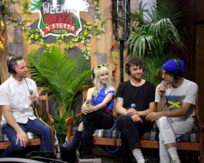 Paramore é entrevistado no festival Weenie Roast y Fiesta