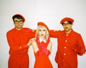 Paramore é indicado ao Teen Choice Awards 2017