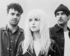 Paramore entre os artistas de rock mais ouvidos no Spotify