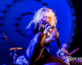 The Telegraph aclama performance do Paramore em Londres