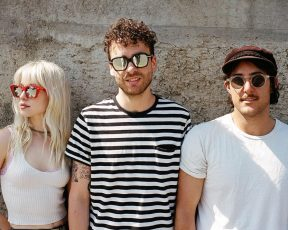 Paramore confirma último show da era After Laughter